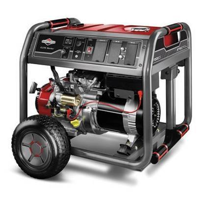 Генератор бензиновый Briggs & Stratton Elite 7500EA в Грязие
