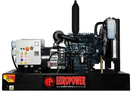 Генератор дизельный Europower EP 163 DE в Грязие