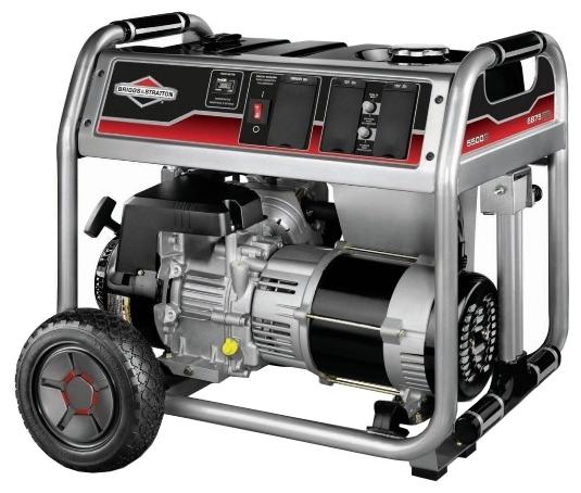 Генератор бензиновый Brigss & Stratton 6250A в Грязие