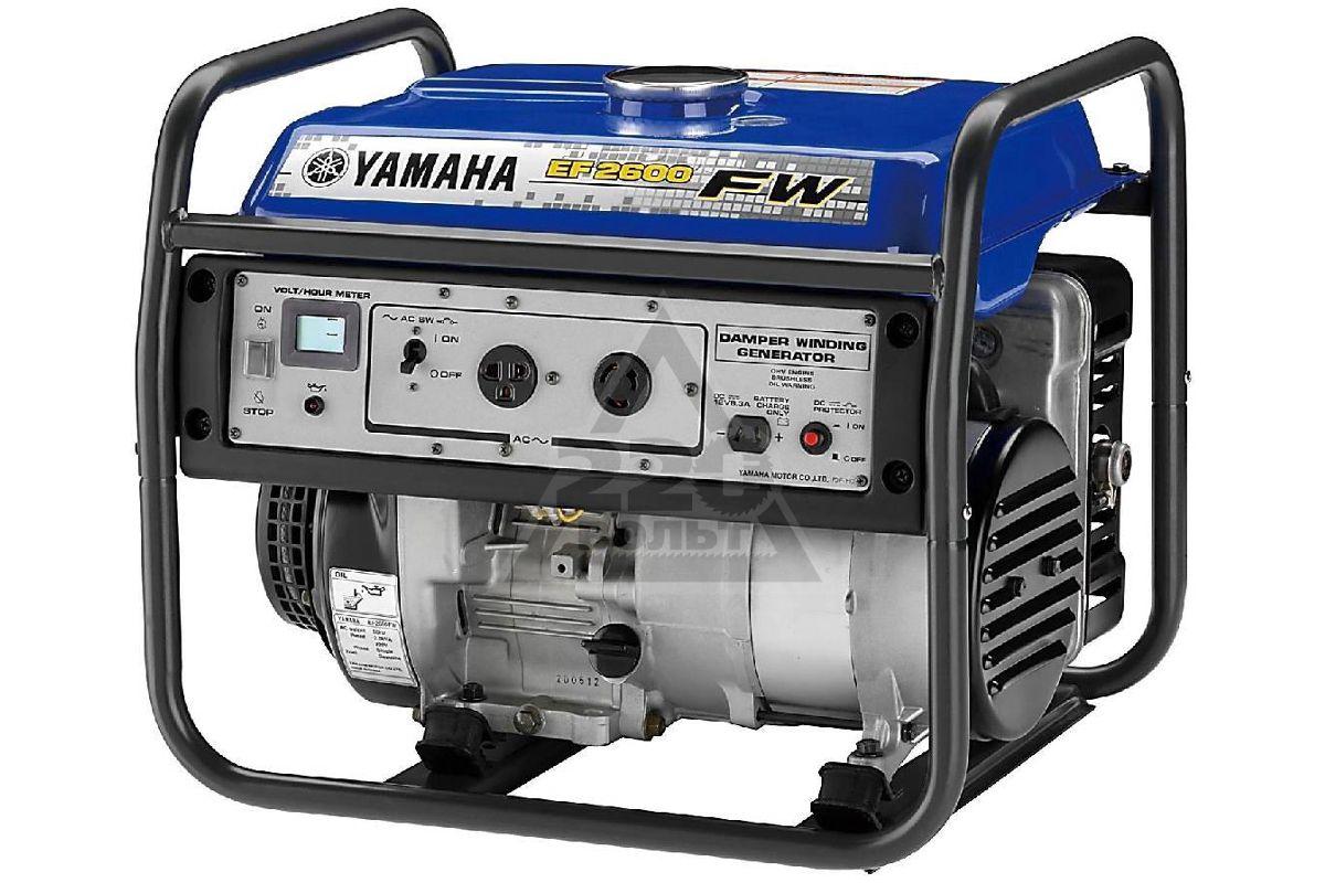 Генератор Yamaha  EF2600 в Грязие